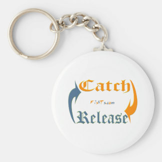 Conservation Collection by FishTs.com Keychain