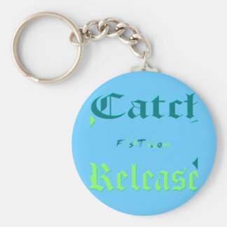 Conservation Collection by FishTs.com Keychains