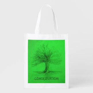 Conservation-Reusable Bag