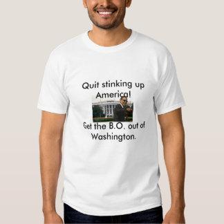 Conservative anti-Obama shirt