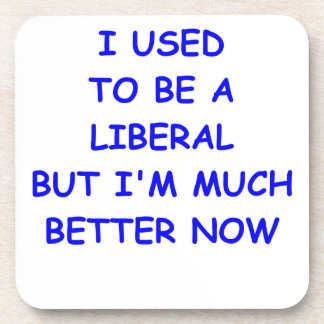 conservative coasters