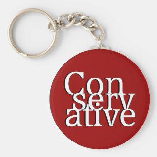 Conservative Key Ring