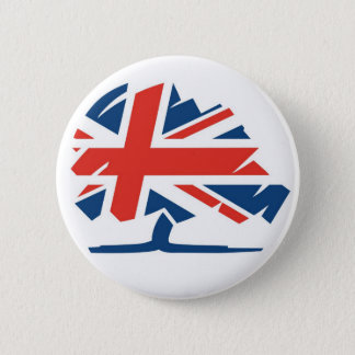 Conservative Party Button Badge
