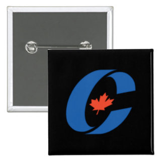 Conservative Party Logo Alternative 15 Cm Square Badge