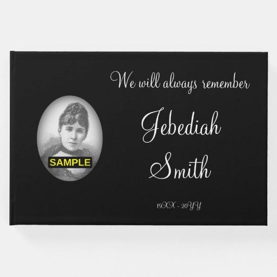 Conservative & Respectable Memories Guestbook