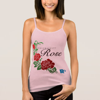 Conservative Rose Pink Tank Top