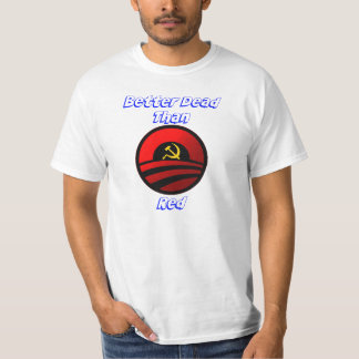 Conservative T-Shirt: Anti-Obama Tees