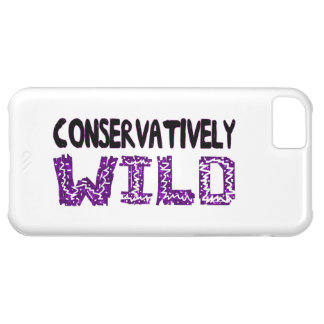 Conservatively Wild iPhone 5C Case