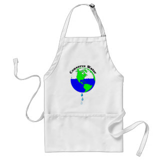 Conserve Water Aprons