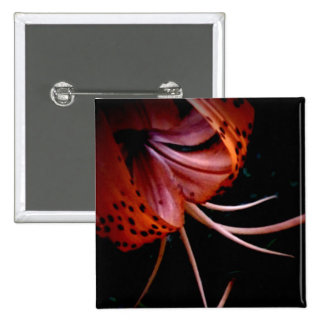 Consider the Lillies 103 15 Cm Square Badge