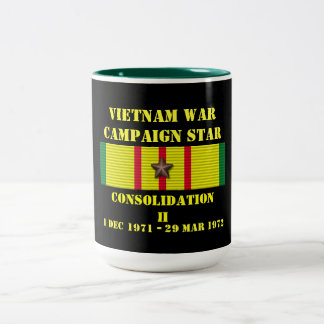 Consolidation II Campaign Two-Tone Coffee Mug
