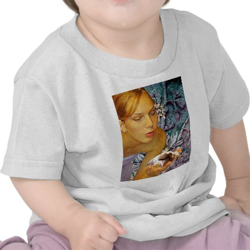 CONSOLING A FAE FRIEND.jpg T-shirt