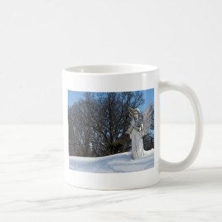 Consoling Angel • Sunshine Basic White Mug