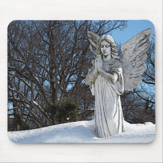 Consoling Angel • Sunshine Mouse Pad
