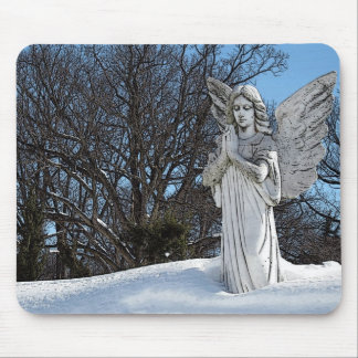 Consoling Angel • Sunshine Mouse Pads