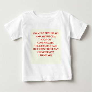 conspiracy joke tee shirts