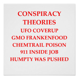 conspiracy poster