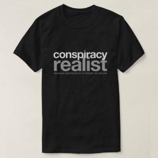 Conspiracy Realist Shirt