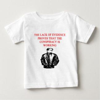conspiracy theory joke t shirt