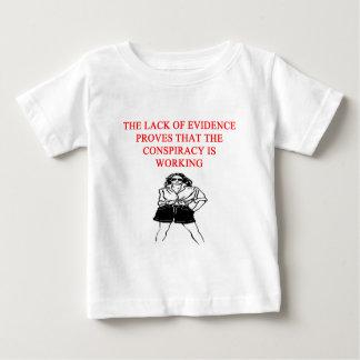 conspiracy theory joke t-shirts
