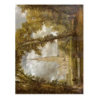 Constable, John Constable, John : ,  1776-06-11 :  Postcard