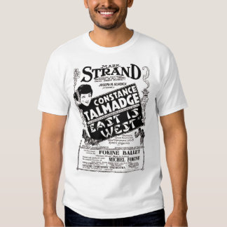 Constance Talmadge 1922 movie advertsement T-shirt