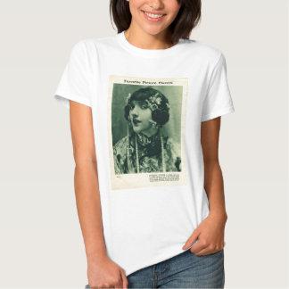 Constance Talmadge 1922 vintage portrait T-shirt