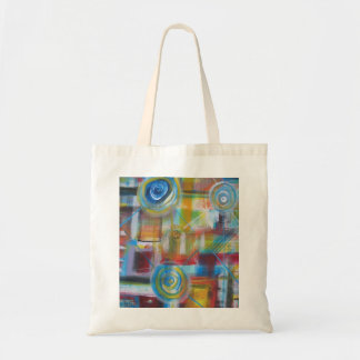 Constant Velocity 9 Tote Bag