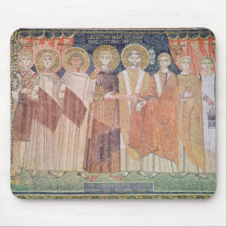 Constantine IV granting Bishop privileges Mouse Pad