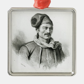 Constantine Kanaris Christmas Ornament