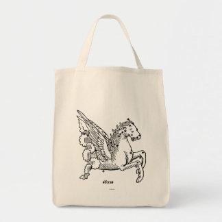 Constellaion: Pegasus Tote Bag