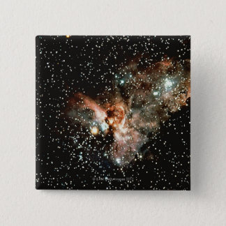 Constellation 15 Cm Square Badge