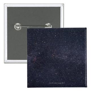 Constellation 2 15 cm square badge