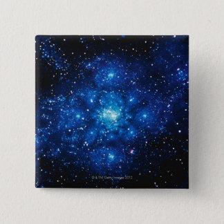 Constellation 3 15 cm square badge