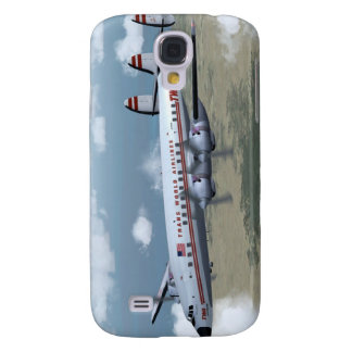 Constellation Airliner iPhone Galaxy S4 Case