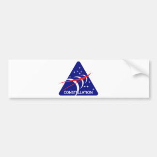Constellation Bumper Sticker