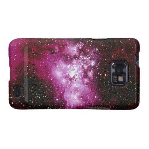 Constellation Image Galaxy SII Case