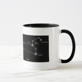 constellation leo mug