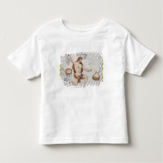 Constellation of Hercules with Corona and Lyra, pl Toddler T-Shirt