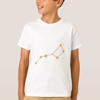 Constellation of large ones cars constellation big T-Shirt