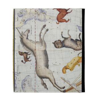 Constellation of Monoceros with Canis Major and Mi iPad Folio Cover