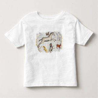 Constellation of Monoceros with Canis Major and Mi Toddler T-Shirt