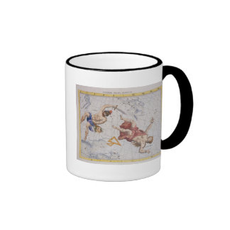 Constellation of Perseus and Andromeda, from 'Atla Ringer Mug