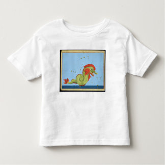 Constellation of Pisces, from 'Uranometria' by Joh Toddler T-Shirt