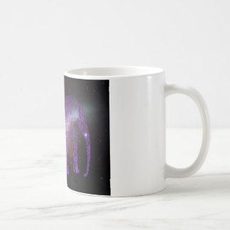 Constellation Pachyderm Basic White Mug