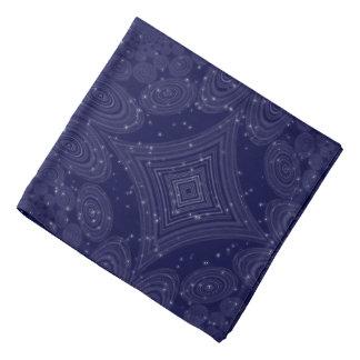 Constellation Parallel Universe Shibori Space Time Bandana