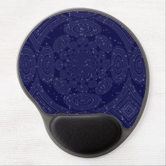 Constellation Parallel Universe Shibori Space Time Gel Mouse Pad