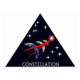 Constellation Program Logo Postcards