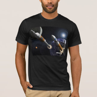Constellation Rockets - Mens T-Shirt