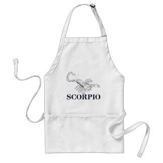 Constellation: Scorpio Apron
